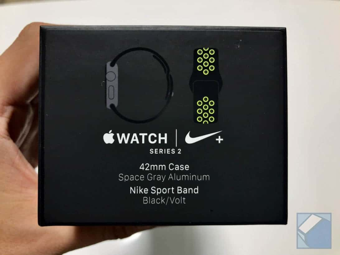 Apple watch series 2 nike plus 5