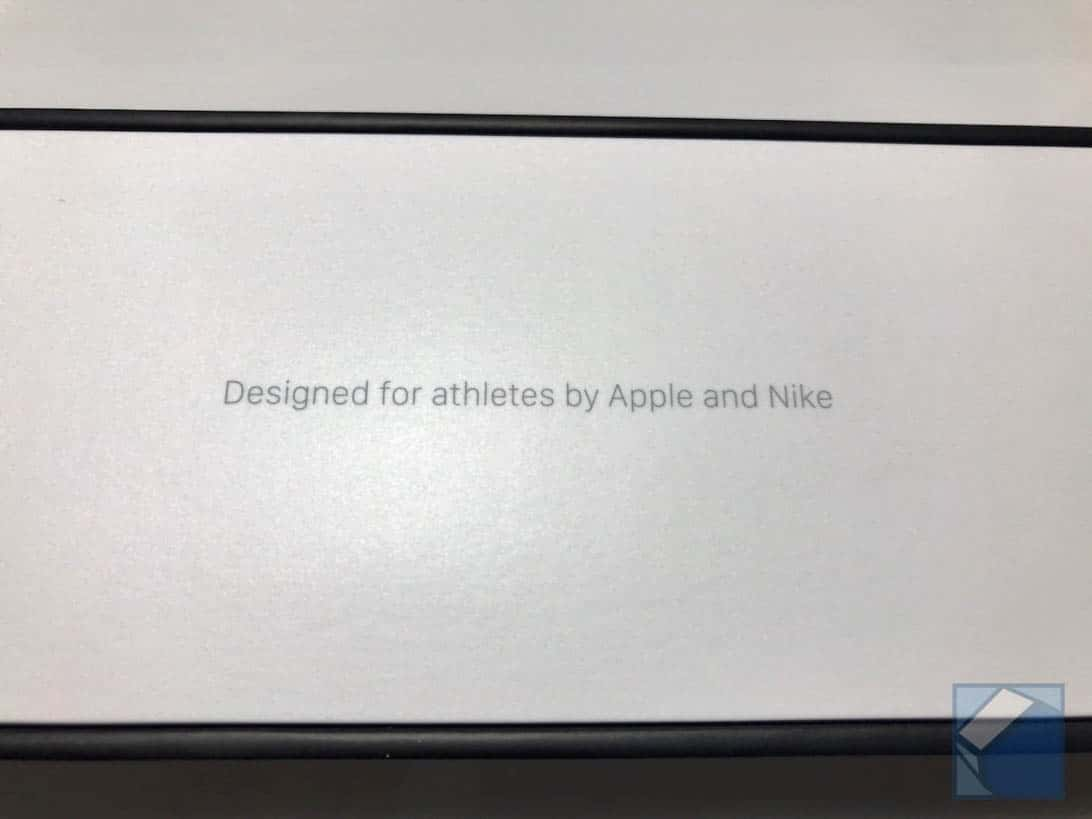 Apple watch series 2 nike plus 6