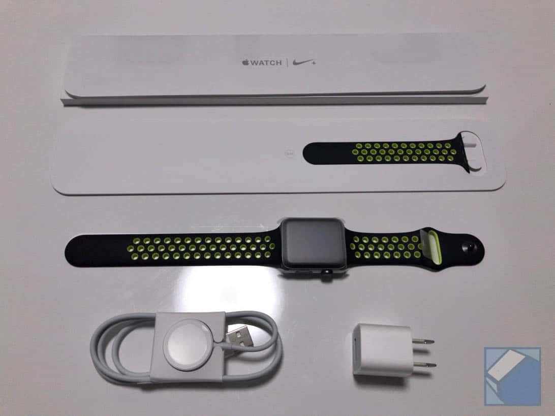 Apple watch series 2 nike plus 8