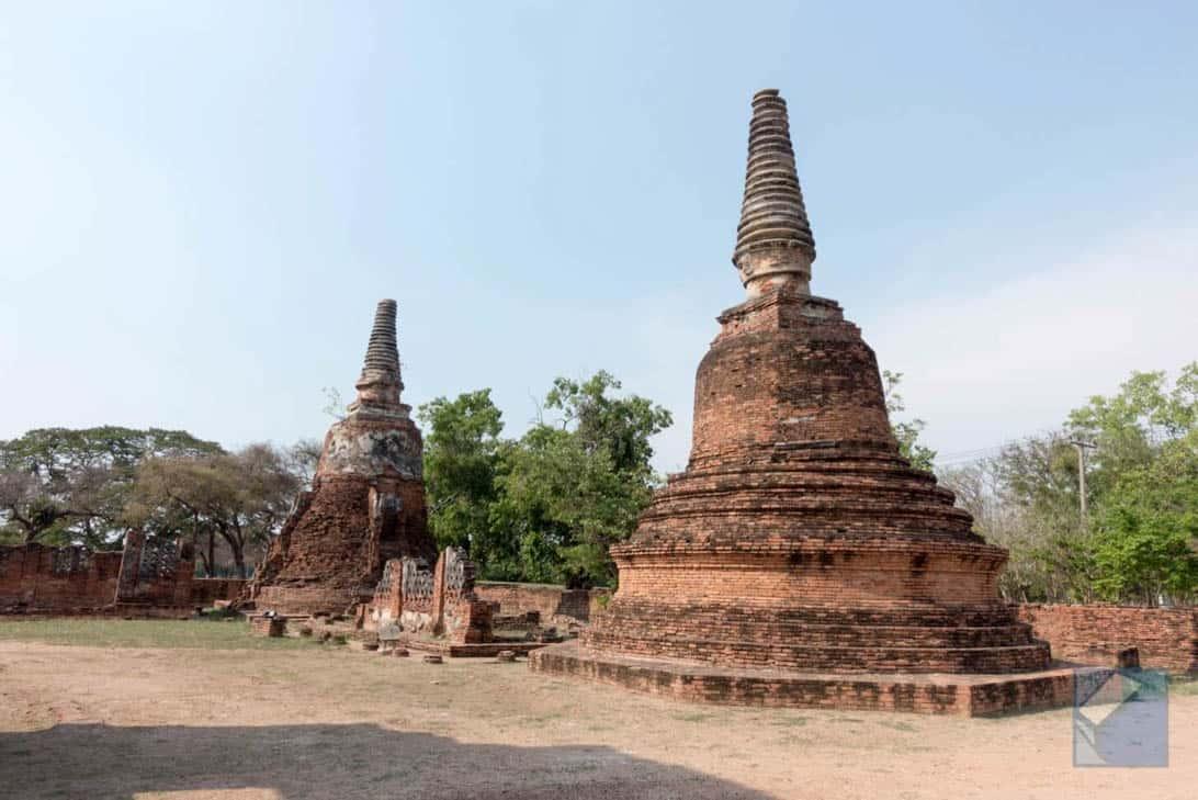 Ayutthaya ruins thailand 25