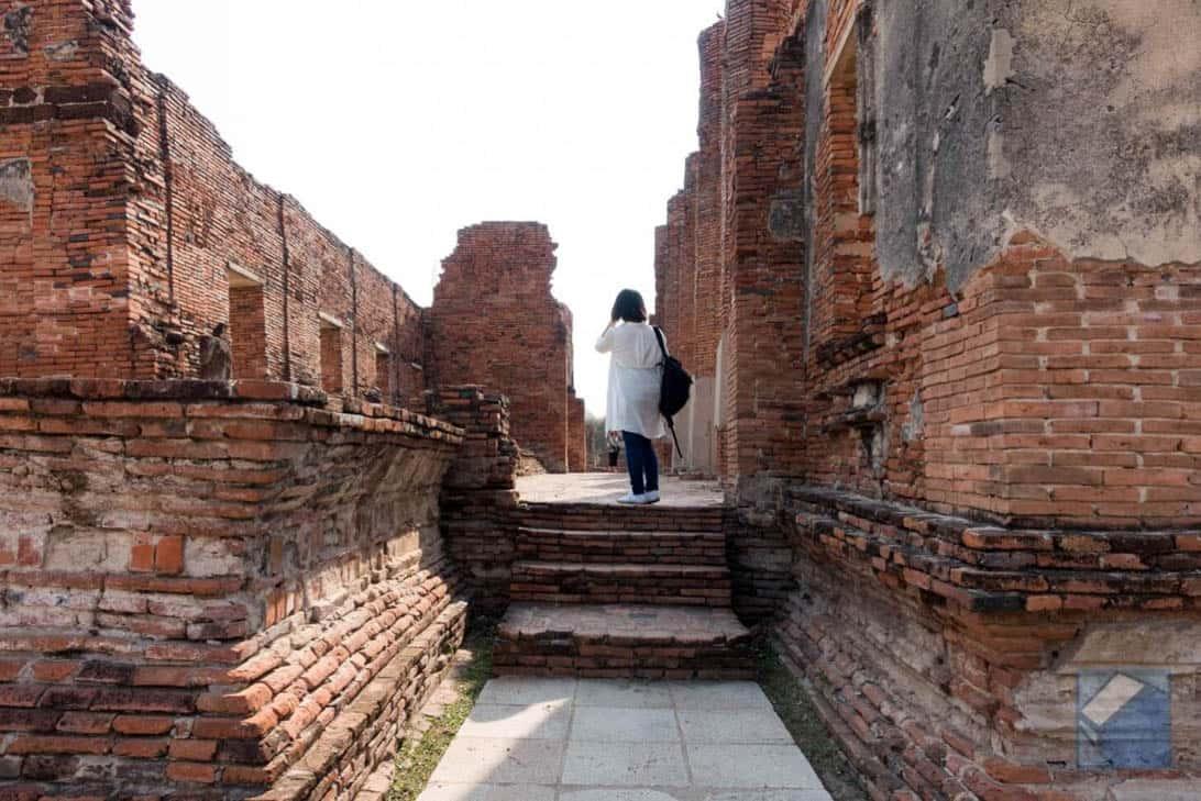 Ayutthaya ruins thailand 26