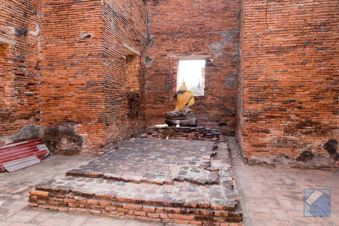 Ayutthaya ruins thailand 28