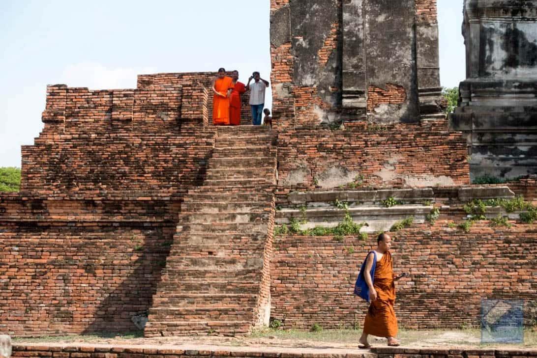 Ayutthaya ruins thailand 31