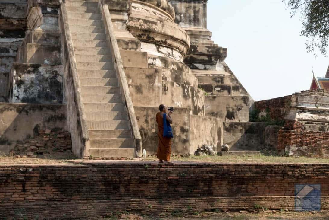 Ayutthaya ruins thailand 32