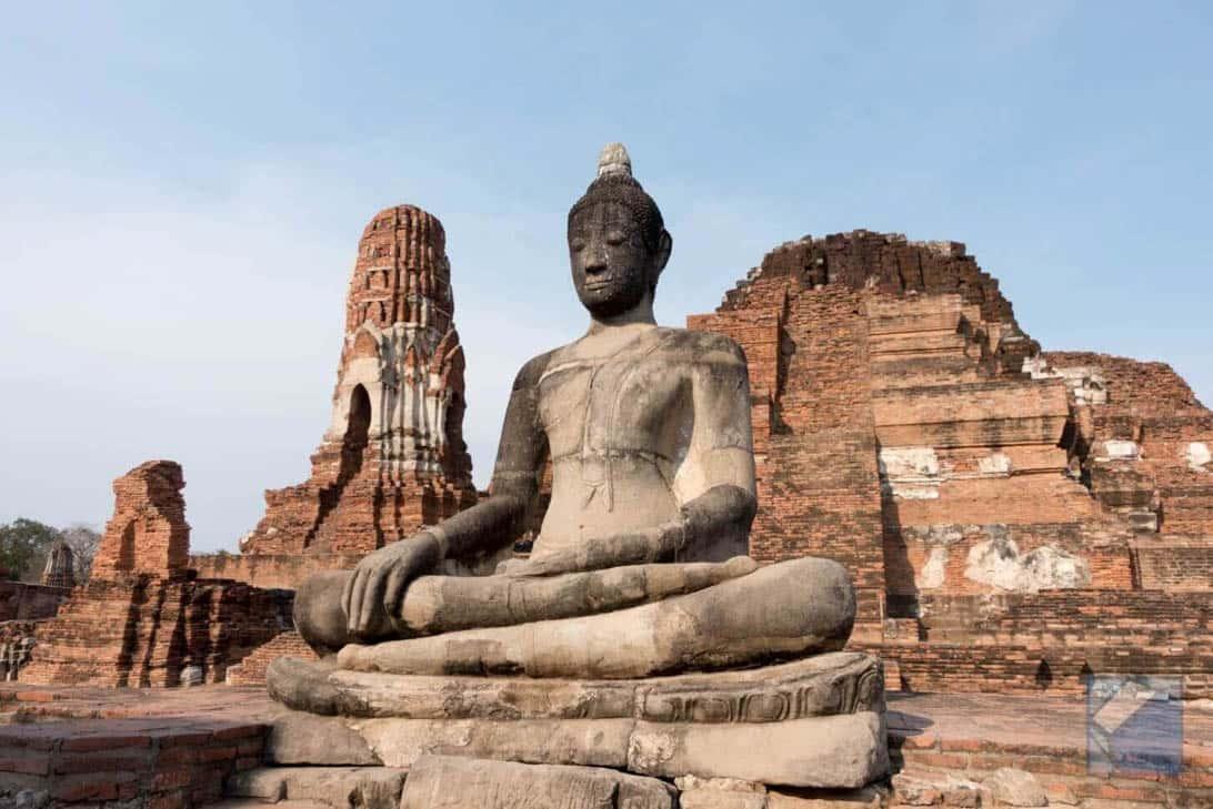 Ayutthaya ruins thailand 50