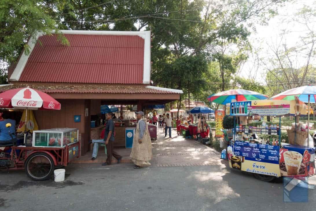 Ayutthaya ruins thailand 51