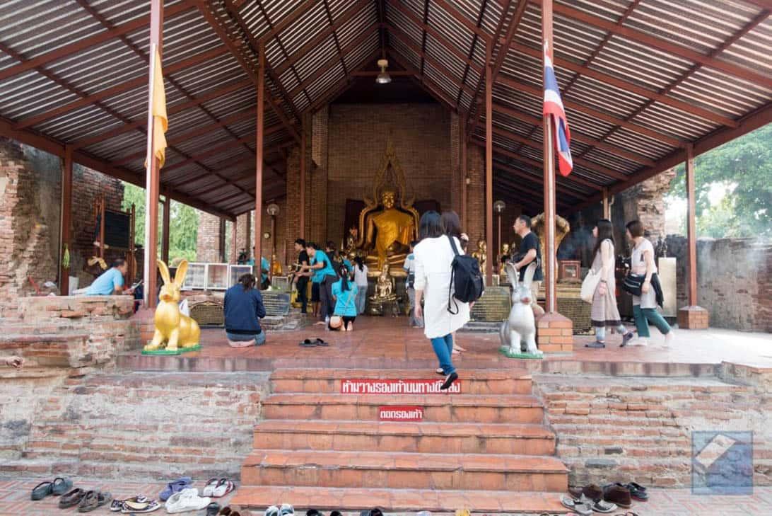 Ayutthaya ruins thailand 52
