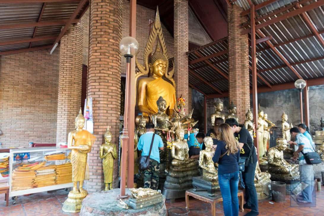 Ayutthaya ruins thailand 53