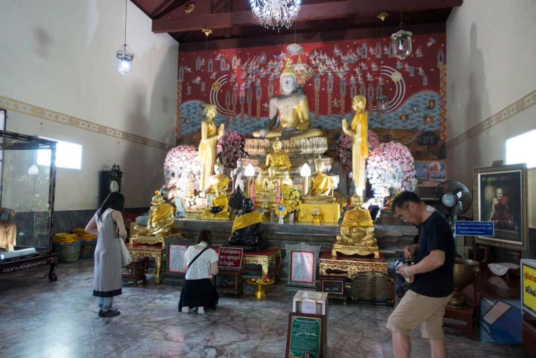 Ayutthaya ruins thailand 54