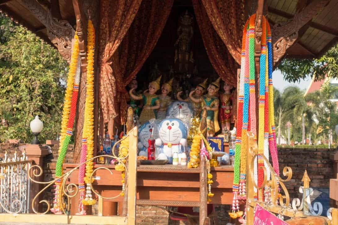 Ayutthaya ruins thailand 56