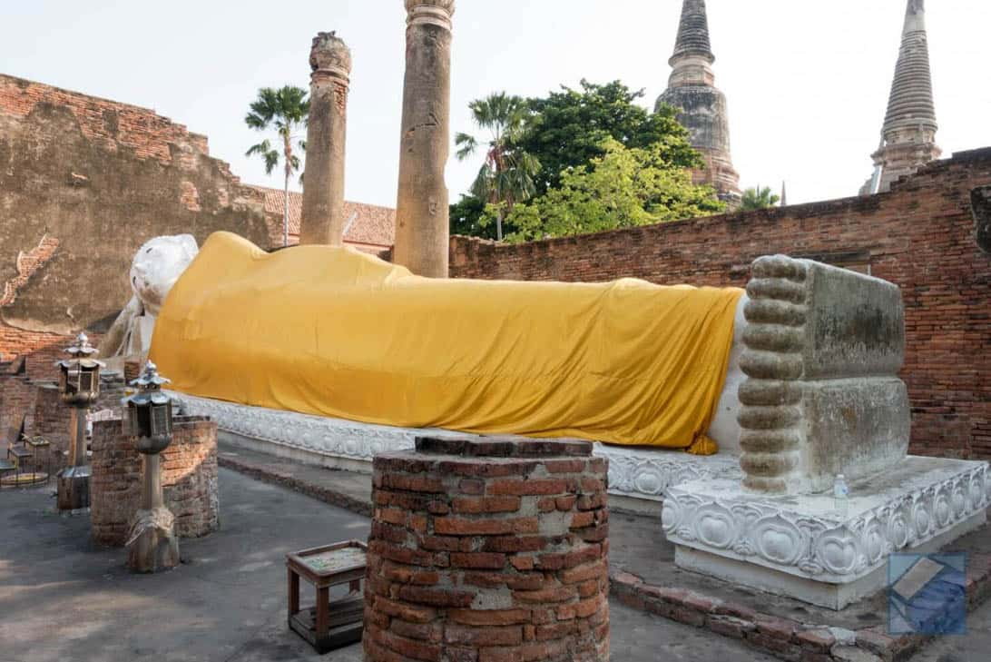 Ayutthaya ruins thailand 57