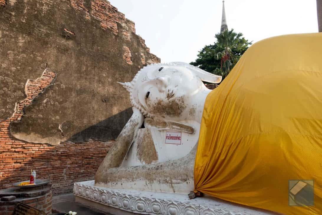 Ayutthaya ruins thailand 58