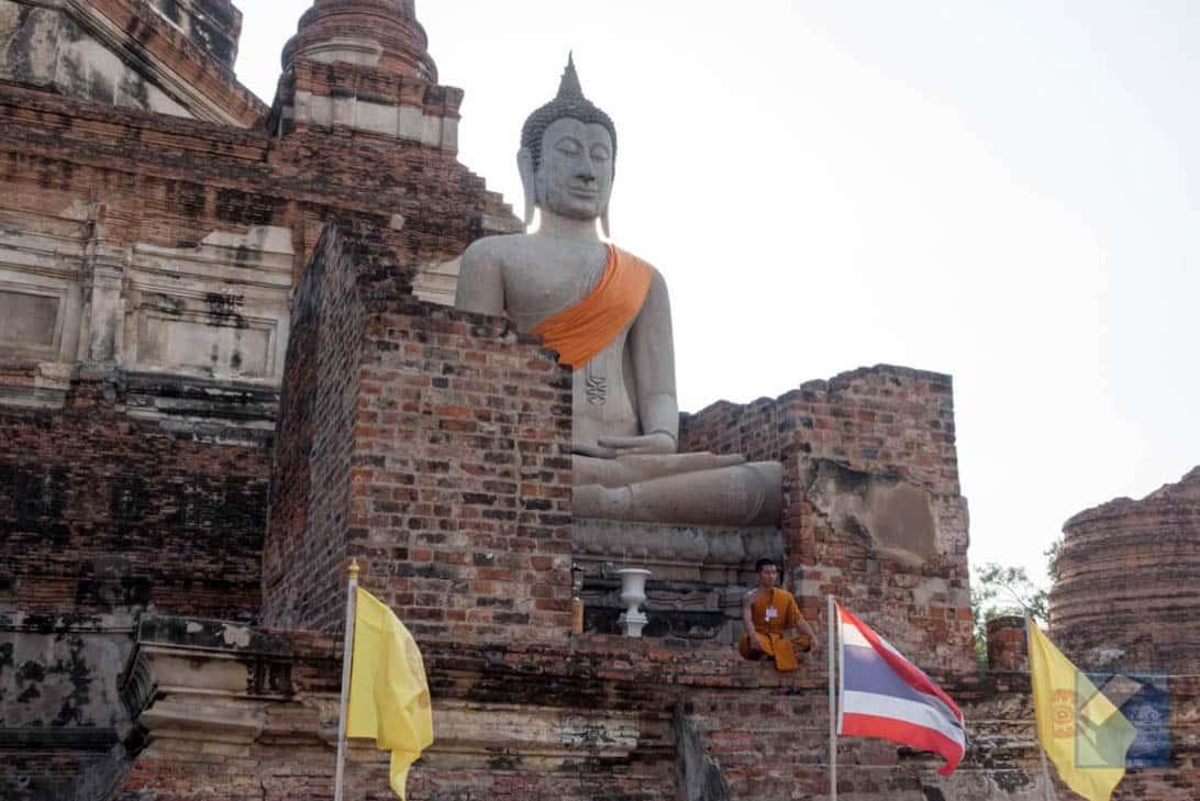 Ayutthaya ruins thailand 61