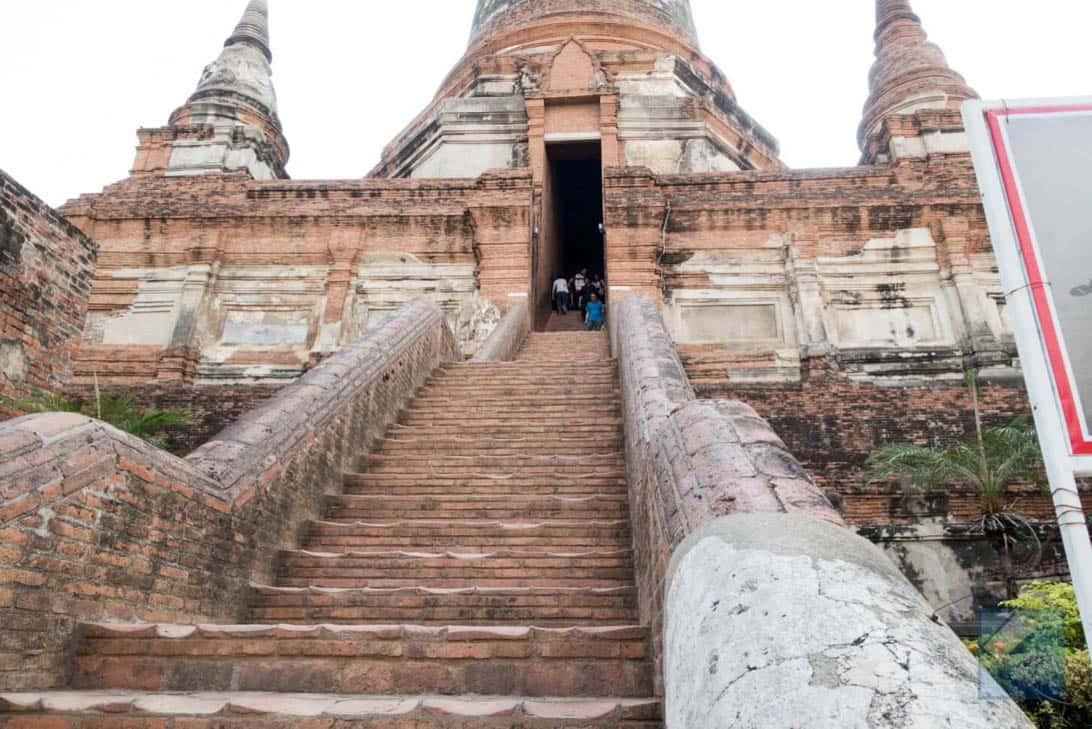 Ayutthaya ruins thailand 63