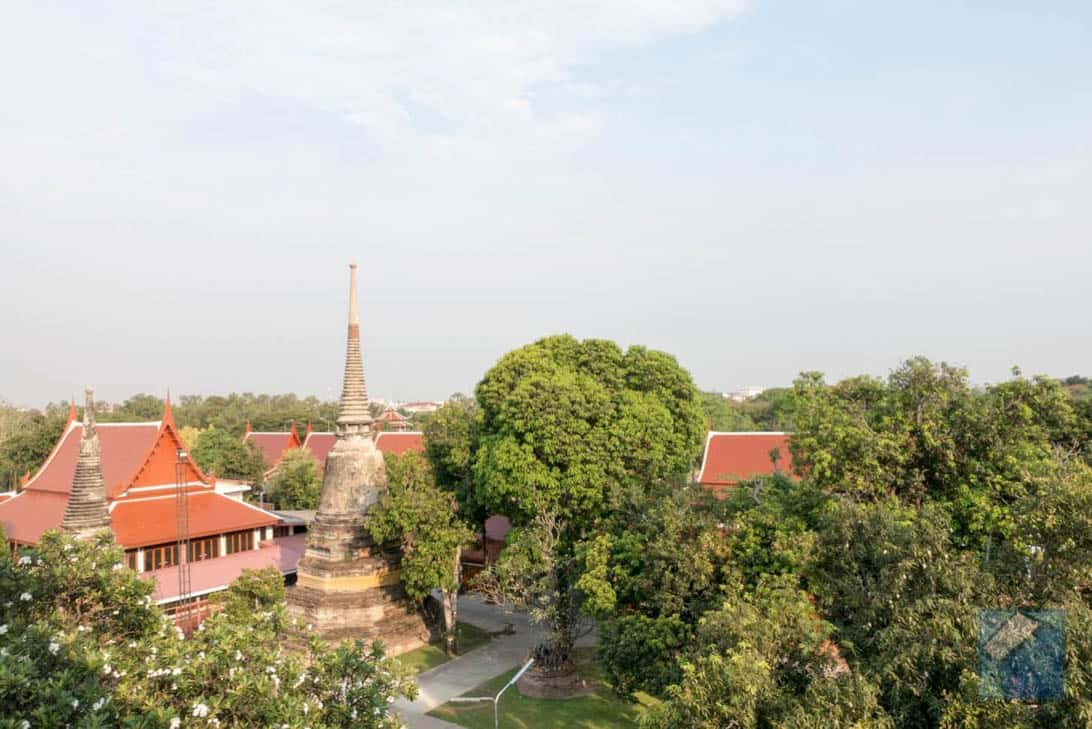 Ayutthaya ruins thailand 66
