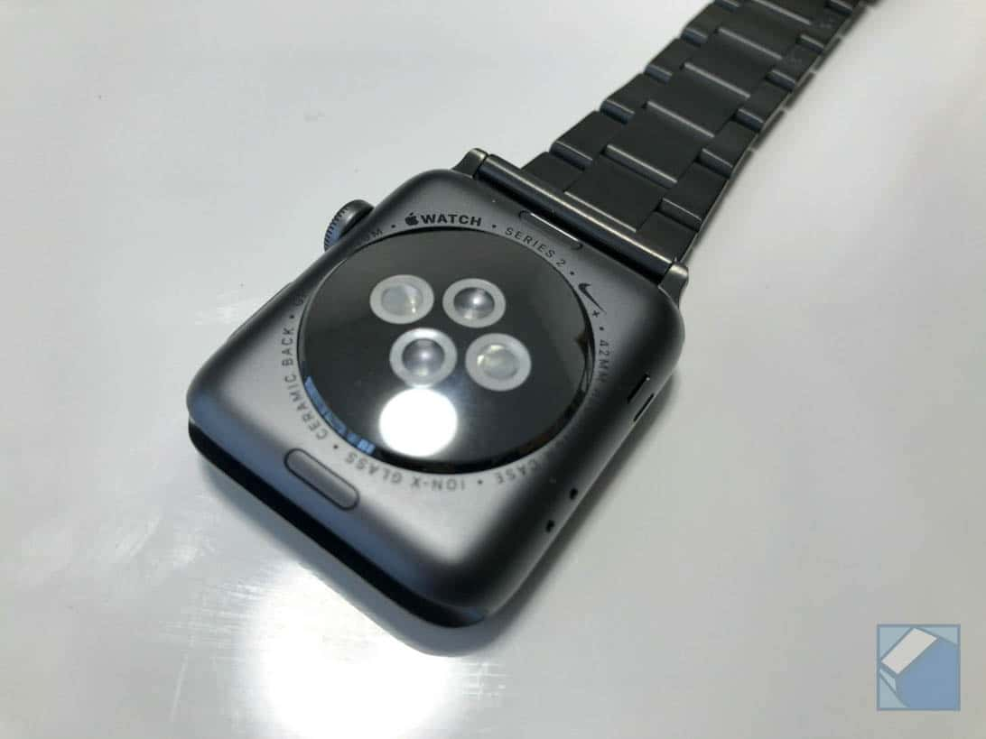 Jetech apple watch band black 11