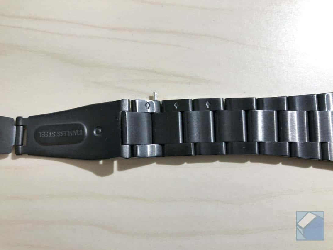 Jetech apple watch band black 14