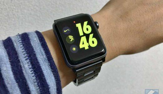 6万円する純正Apple Watchバンドを諦め、2千円のものをAmazonで買ったら結構気に入った