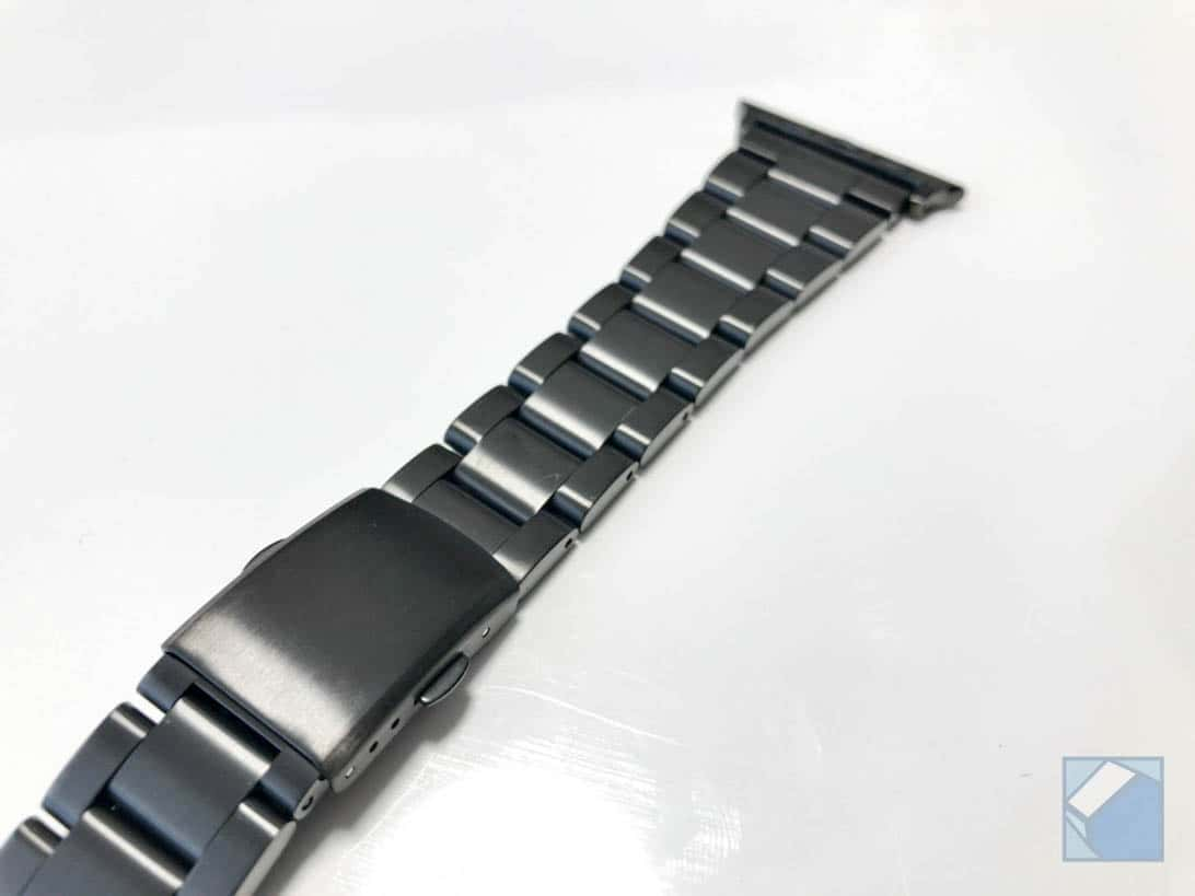 Jetech apple watch band black 6