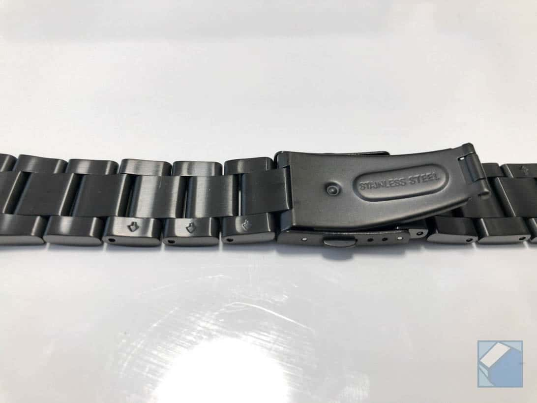 Jetech apple watch band black 7