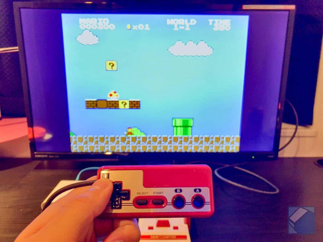 Nintendo classic mini 12