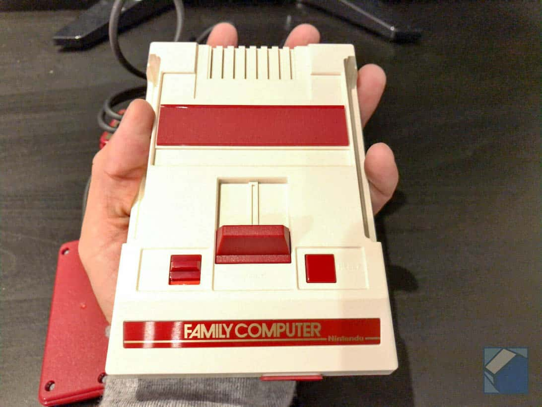 Nintendo classic mini 6