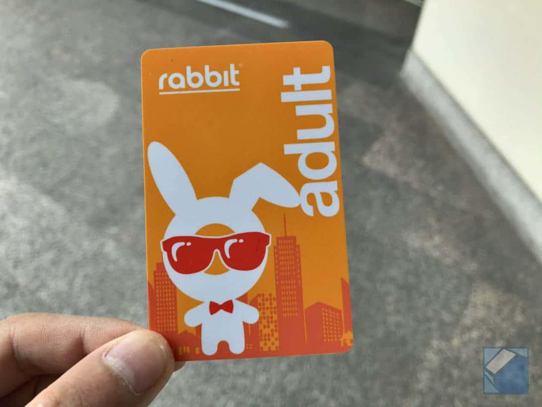 Bangkok rabbit card 2
