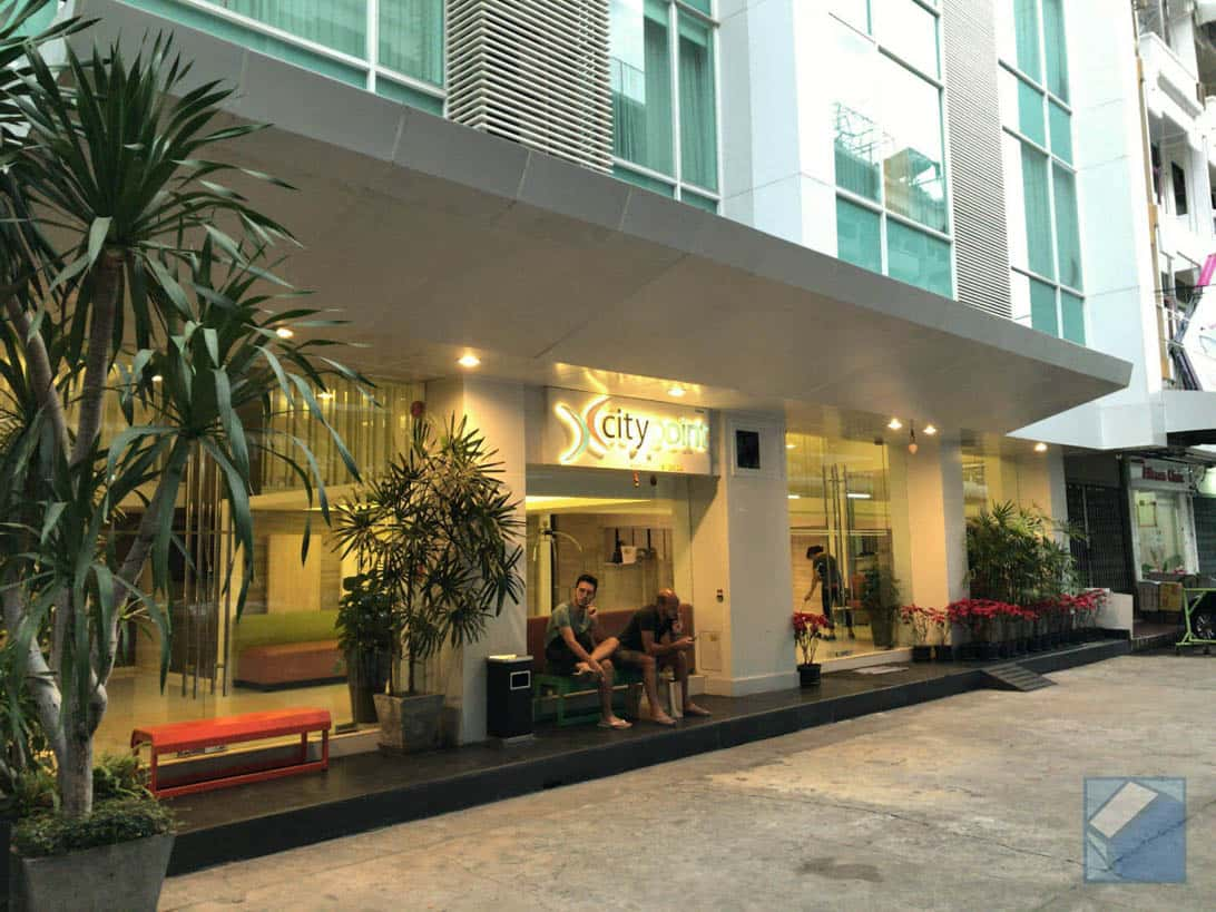 Citypoint hotel 1