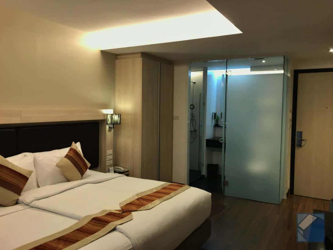 Citypoint hotel 8