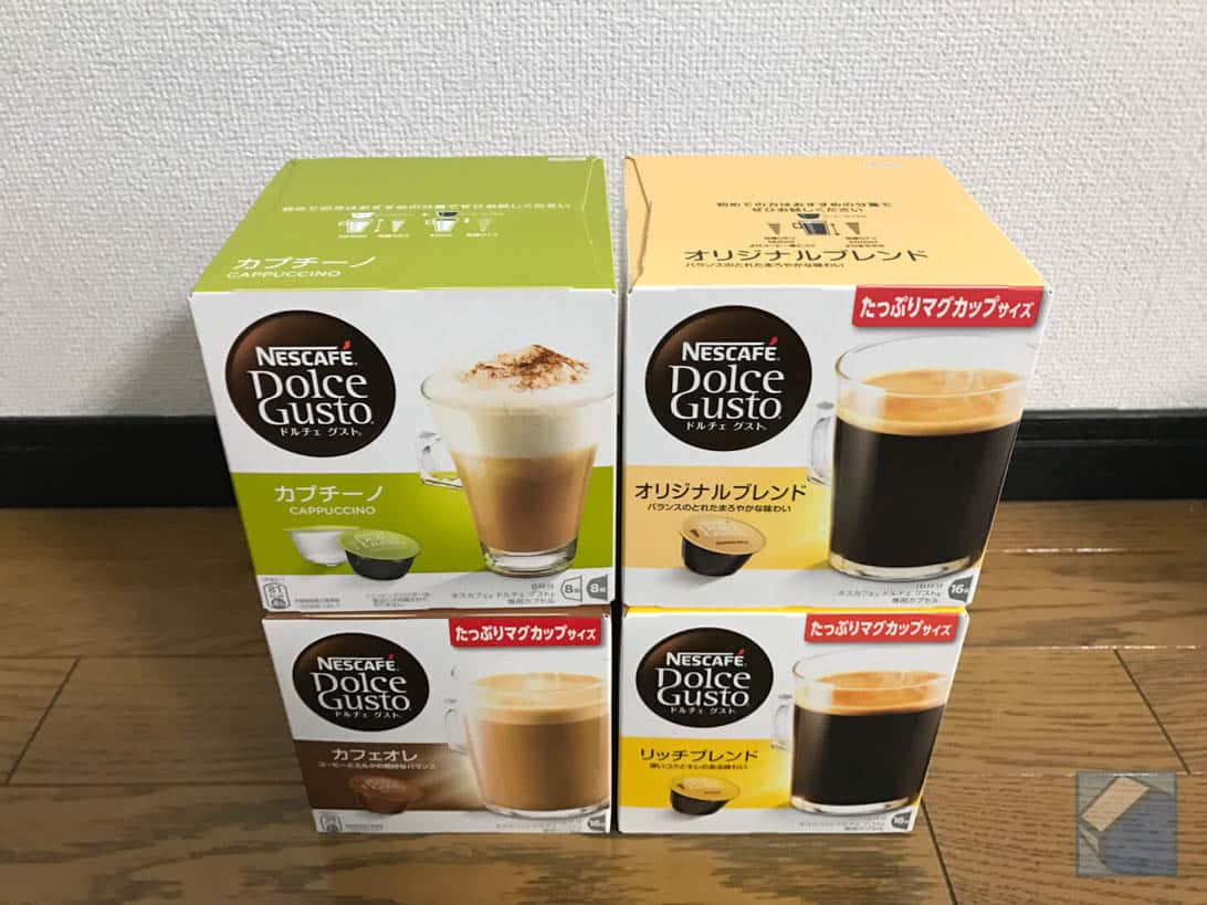 Dolce gusto 4