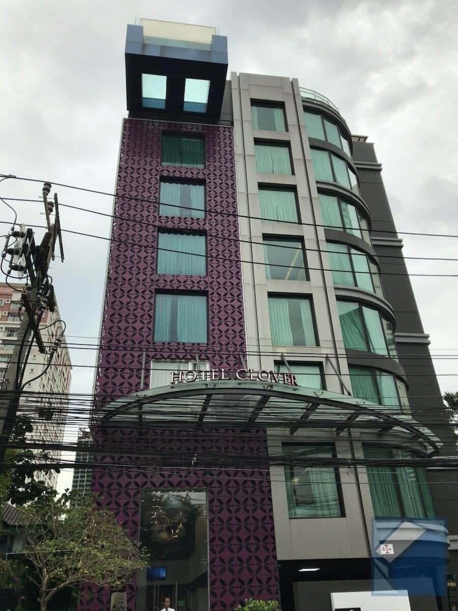 Hotel clover asoke 19