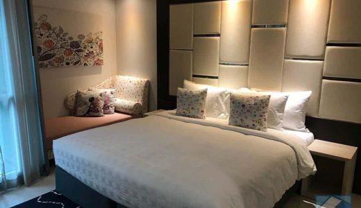 「ホテルクローバー アソーク(Hotel Clover Asoke)」駅もコンビニも近いバンコクの便利ホテル