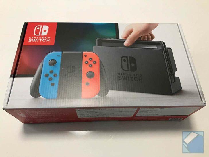 Nintendo Switchでユーザーごとにセーブデータを引っ越し可能に