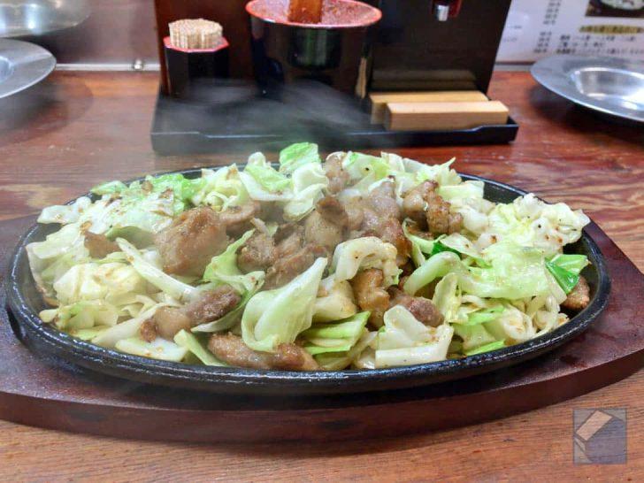 鉄板焼肉「びっくり亭」は福岡の隠れたソウルフード