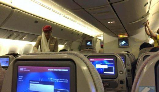 海外旅行の長時間フライトにて、搭乗〜飛行機内で準備&気をつけるべきポイント