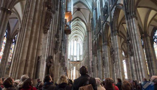 駅を出て1秒で世界遺産。世界最大のゴシック建築、ドイツ「ケルン大聖堂」名物のケルシュビールも美味しいぞ