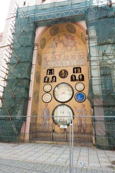 オロモウツ天文時計