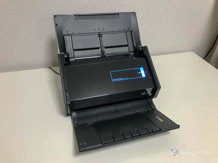 ScanSnap iX500のローラー交換