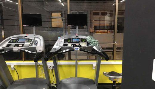 ジムのランニングマシン中に骨伝導ヘッドホンはマジで良い。蒸れずに快適、防水なので安心