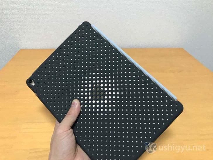 AndMeshケースを装着したiPad Pro 10.5