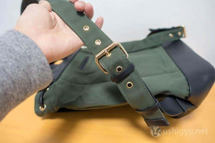 プローペル:ベルト金具