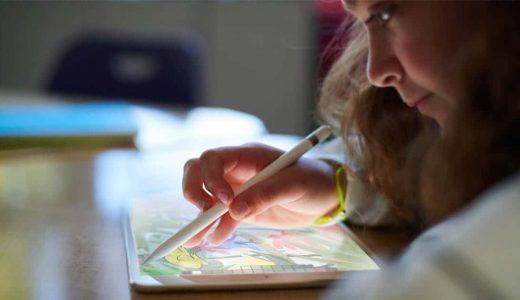 新iPadと旧型、Proの違いを比較。Apple Pencil使いたいだけでPro買った俺涙目
