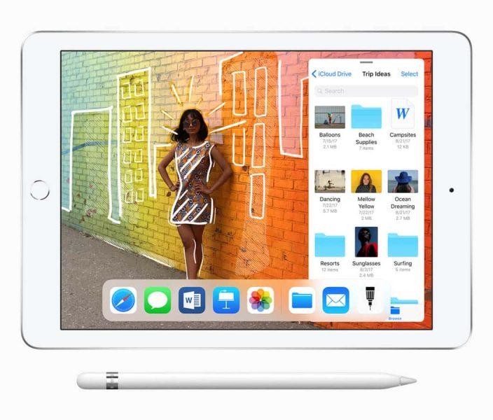 iPadとApple Pencilで写真にお絵かき