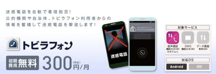 トビラフォン for Android