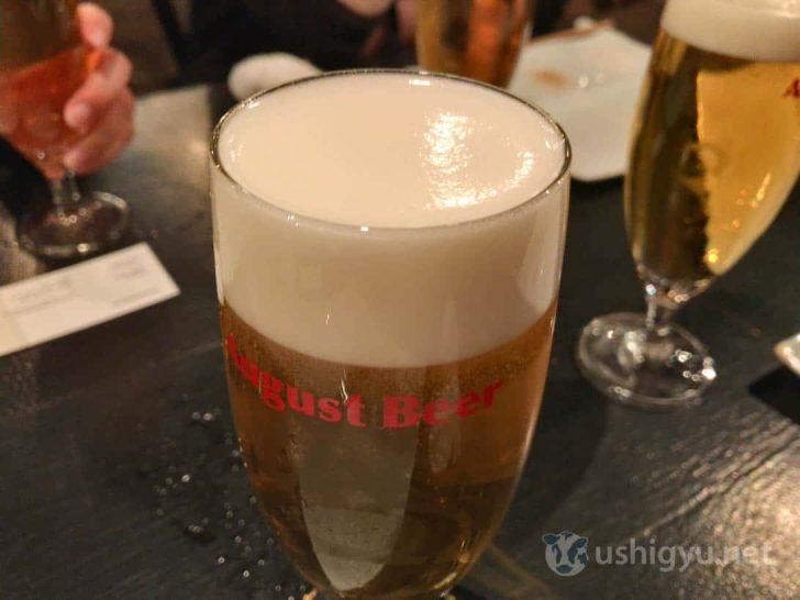 ローストホースのビール