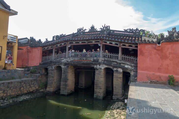 ホイアン日本橋の外観