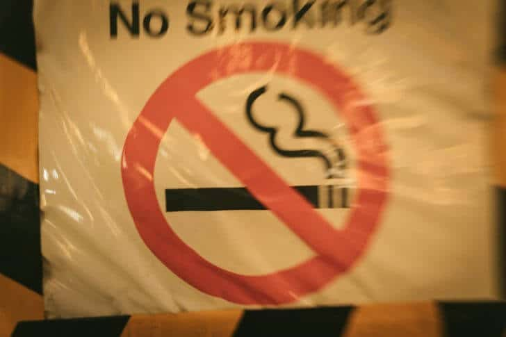 禁煙(No Smoking)