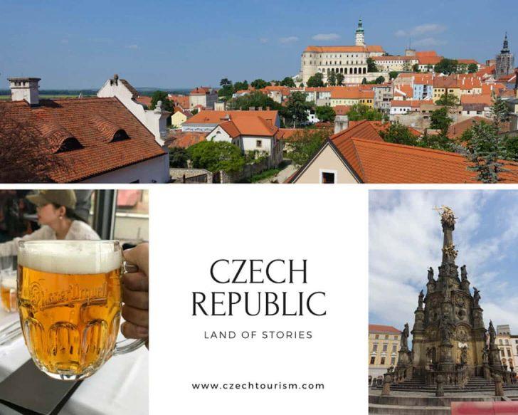 Canva:チェコのPR画像