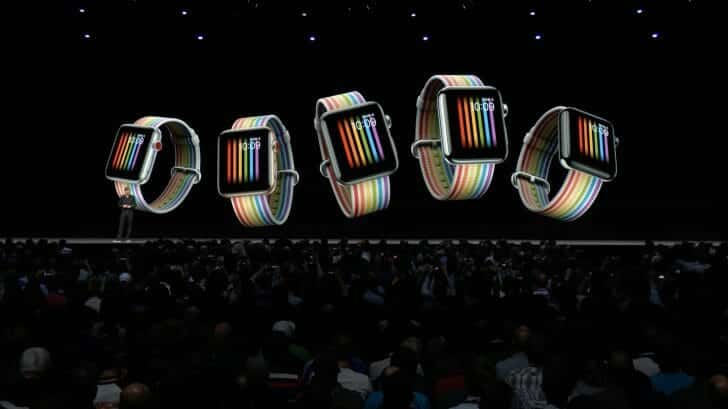 Apple WatchにPrideバンド登場