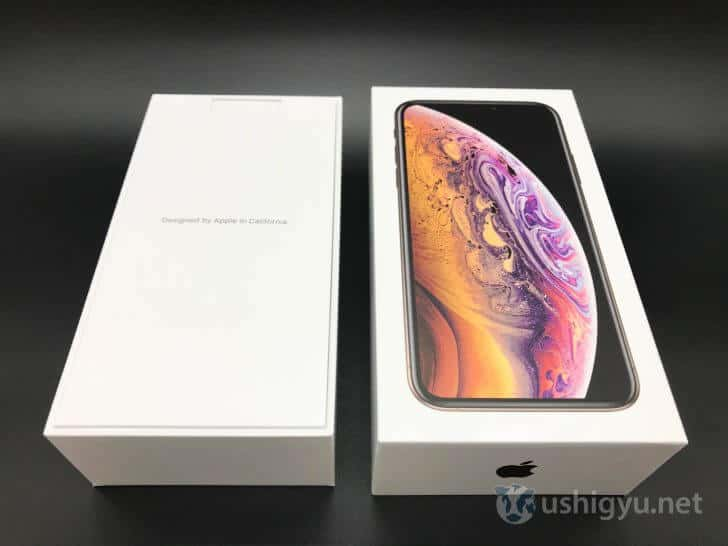 iPhone XS Designed by Apple in California
